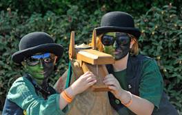 Dance your wooden clogs off at Broadstairs Folk Week