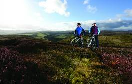 Have an electric bike adventure in Durham Dales