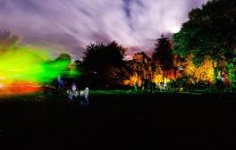 Be wowed by Abbotsbury's Enchanted Illuminations