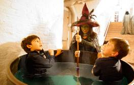 Scare yourself silly at Longleat this Halloween