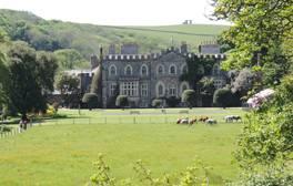 Auf den Spuren von Jane Austen in Hartland Abbey
