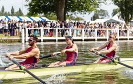 Get on board for the Henley Royal Regatta
