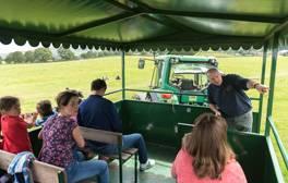Enjoy farming fun at Hesketh Farm Park