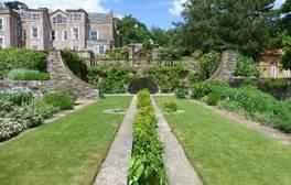 Kick Back in the Hestercombe Gardens