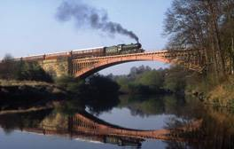 Celebrate the Golden Age of Steam in Shropshire