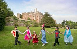 Walk through history at Berkeley Castle