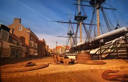 Explore Hartlepool's exciting maritime history