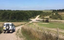 Go off the beaten track on Salisbury Plain