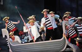 See the classic works of Gilbert & Sullivan in Harrogate