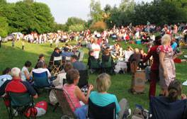 Enjoy feel-good, toe-tapping music in Norwich