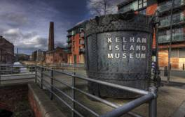 Discover Sheffield's story at Kelham Island Museum