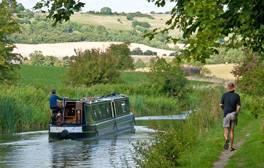 Take a canal walk across Wiltshire's heartland