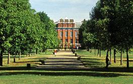 Discover a royal residence in Kensington Palace