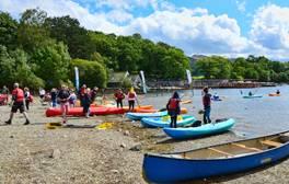 Set sail for King Pocky's Derwent Water Regatta