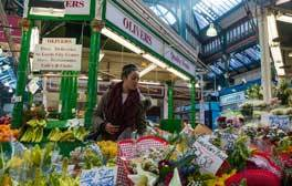 Eat like a local at Kirkgate Market