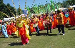 Take part in local celebrations at the City Festival