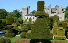 Explore world-famous gardens at Levens Hall