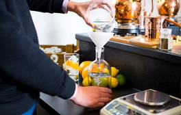 Distill your own Gin at 45 Gin School