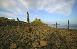Journey to the Holy Island of Lindisfarne