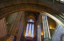 Ascend Liverpool Cathedral on a tower tour