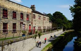 Discover local industrial heritage at Armley Mills