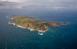 Absorb the art of Lundy Island