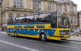Head out on a Beatles Magical Mystery Tour