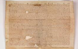 Unlock Kent's Magna Carta secrets