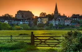 Explore the Cotswold town of Malmesbury