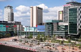 Entertain the kids with a family fun day out to Salford Quays