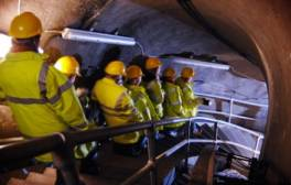 Venture beneath the city streets on the Mersey Tunnel Tour