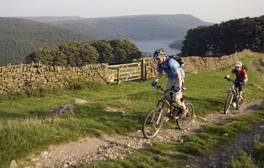 Embrace the great outdoors in the Peak District