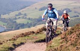 Spring into life on an activity break in the Peak District