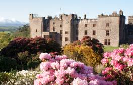 Enter a 'Gateway to Paradise' at Muncaster Castle