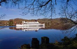 Take a leisurely and scenic cruise on the Lakes