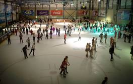 Take to the ice in an activity break in Nottingham