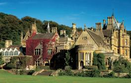 Visit a Victorian Gothic house and estate