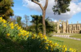 Plan a romantic stay in Lord Byron's garden