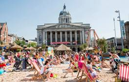 Save the pennies on a budget break in Nottingham