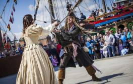 Have a nautical time at Gloucester Tall Ships Festival