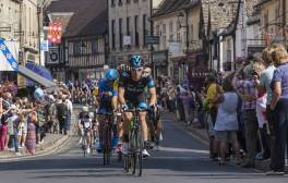 Watch The Tour of Britain around The Cotswolds