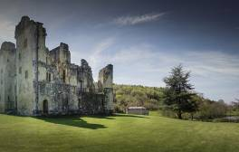 Uncover Old Wardour Castle's bloodthirsty past