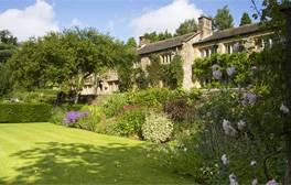 Delightful hidden gardens at Parcevall Hall
