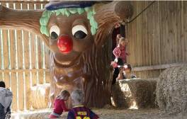 Enjoy days out with the kids at Playdale Farm come rain or shine