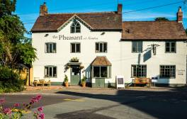 Uncover hidden foodie pleasures at The Pheasant at Neenton