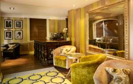 Find your romantic side at the lovely Arden Hotel