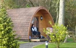 Enjoy camping in style at Falcon Forest Glamping