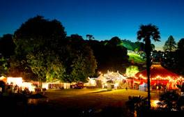 Step into a midsummer night's dream at Port Eliot Festival