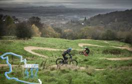 Flyup the Cotswold Hills on a cycling holiday