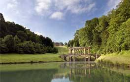 Get lost in Capability Brown's stunning gardens